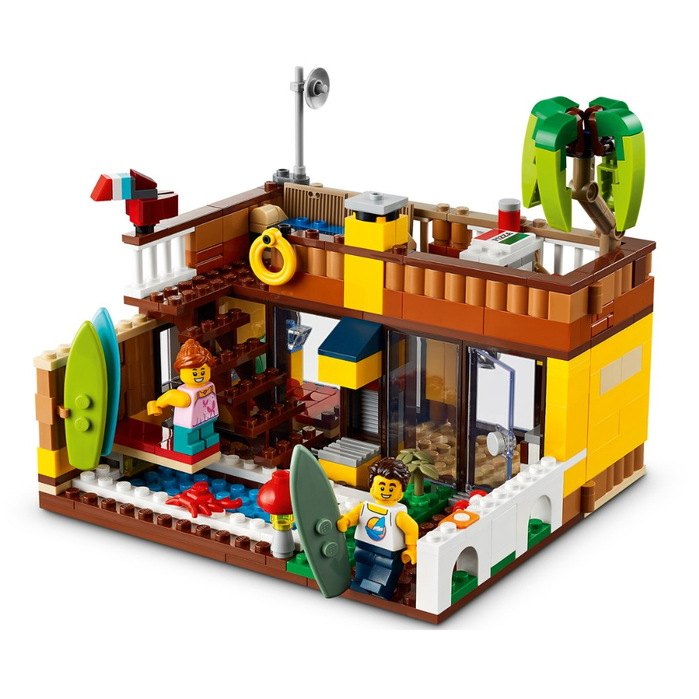 Alternate Image #6 of LEGO® Creator Surfer Beach House - 31118
