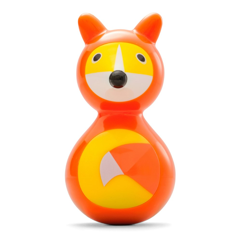 Alternate Image #15 of Woodland Animals Wobble Toys