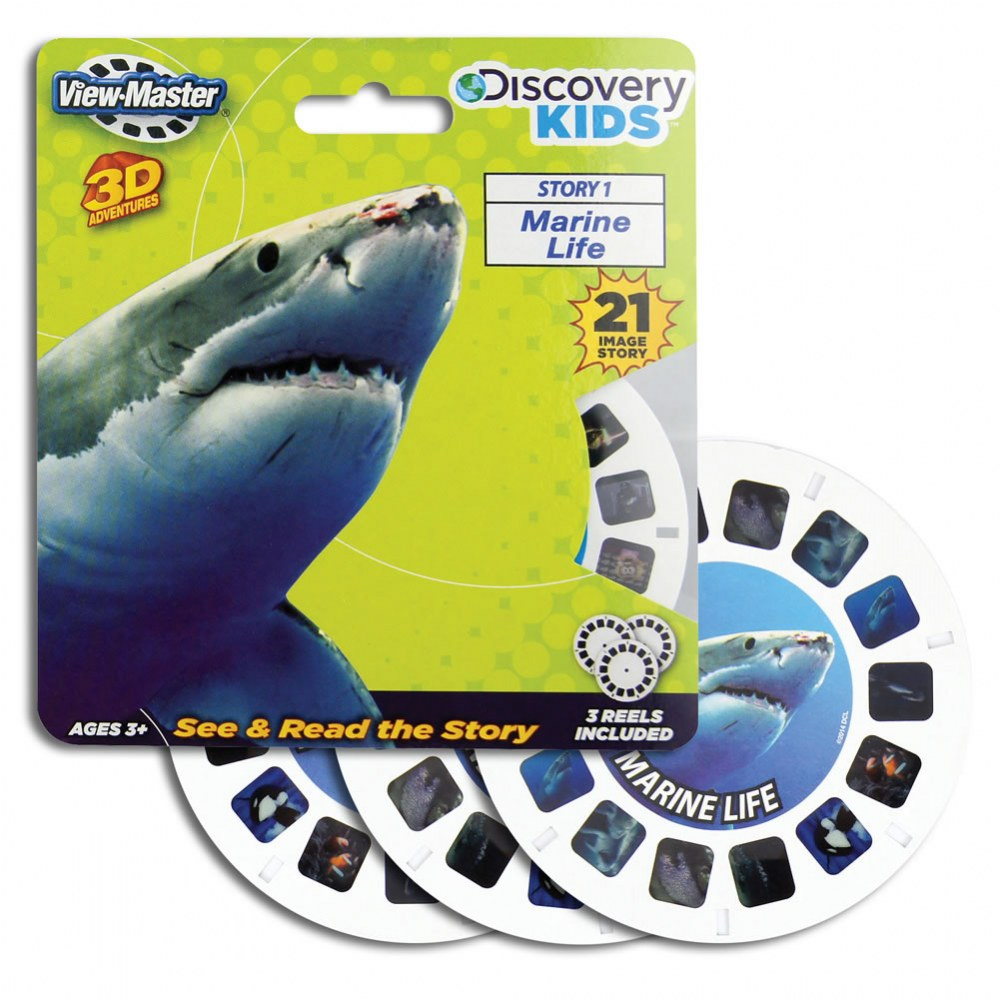 Discovery Boxed & Marine Life Set