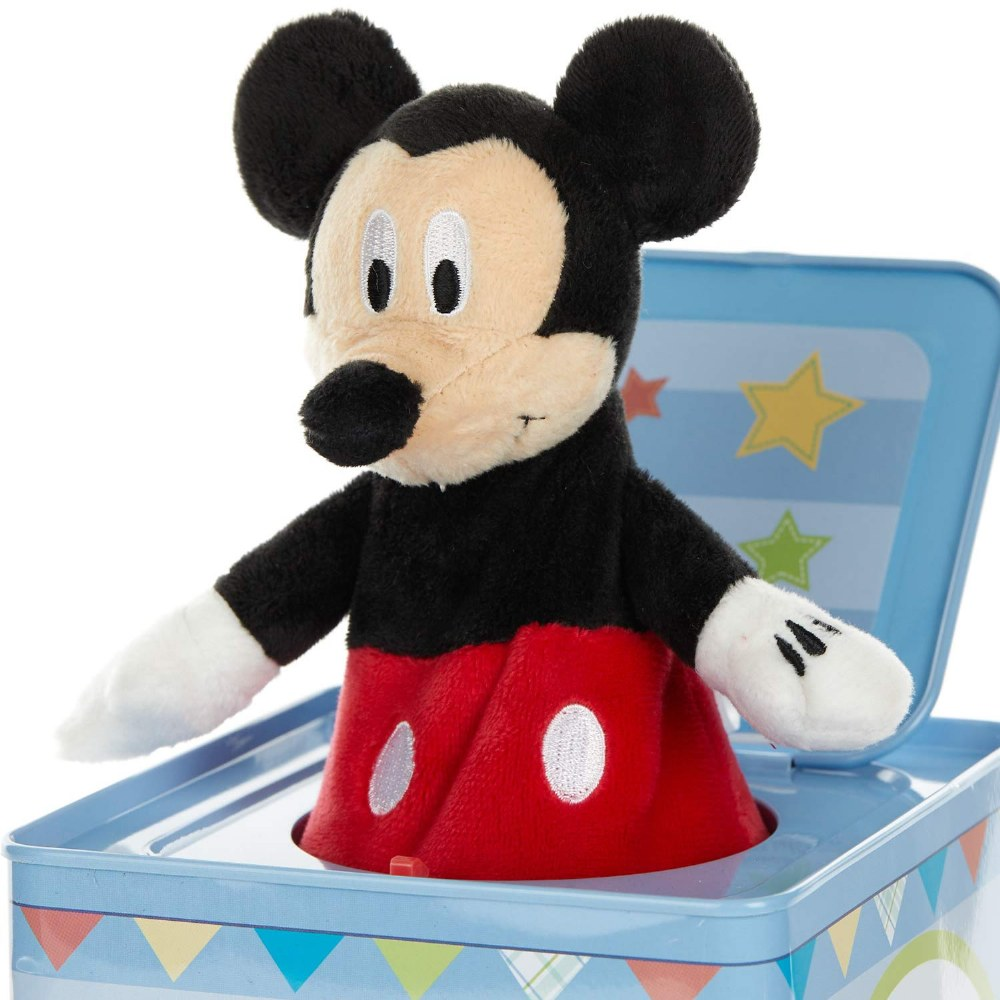 Alternate Image #1 of Mickey Mouse Jack-in-the-Box