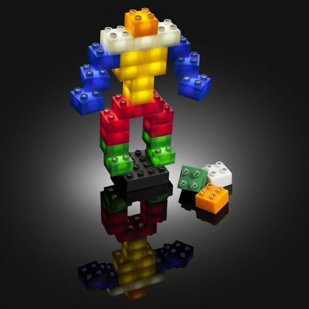 Alternate Image #4 of LIGHT STAX® Illuminated Blocks