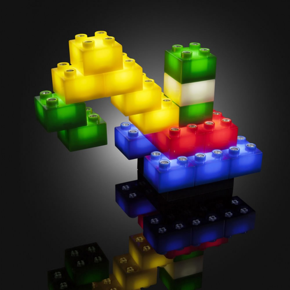 Alternate Image #5 of LIGHT STAX® Illuminated Blocks