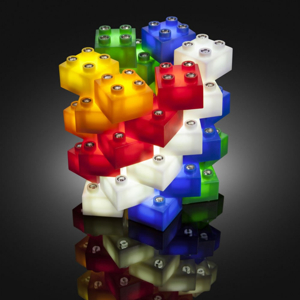 Alternate Image #6 of LIGHT STAX® Illuminated Blocks