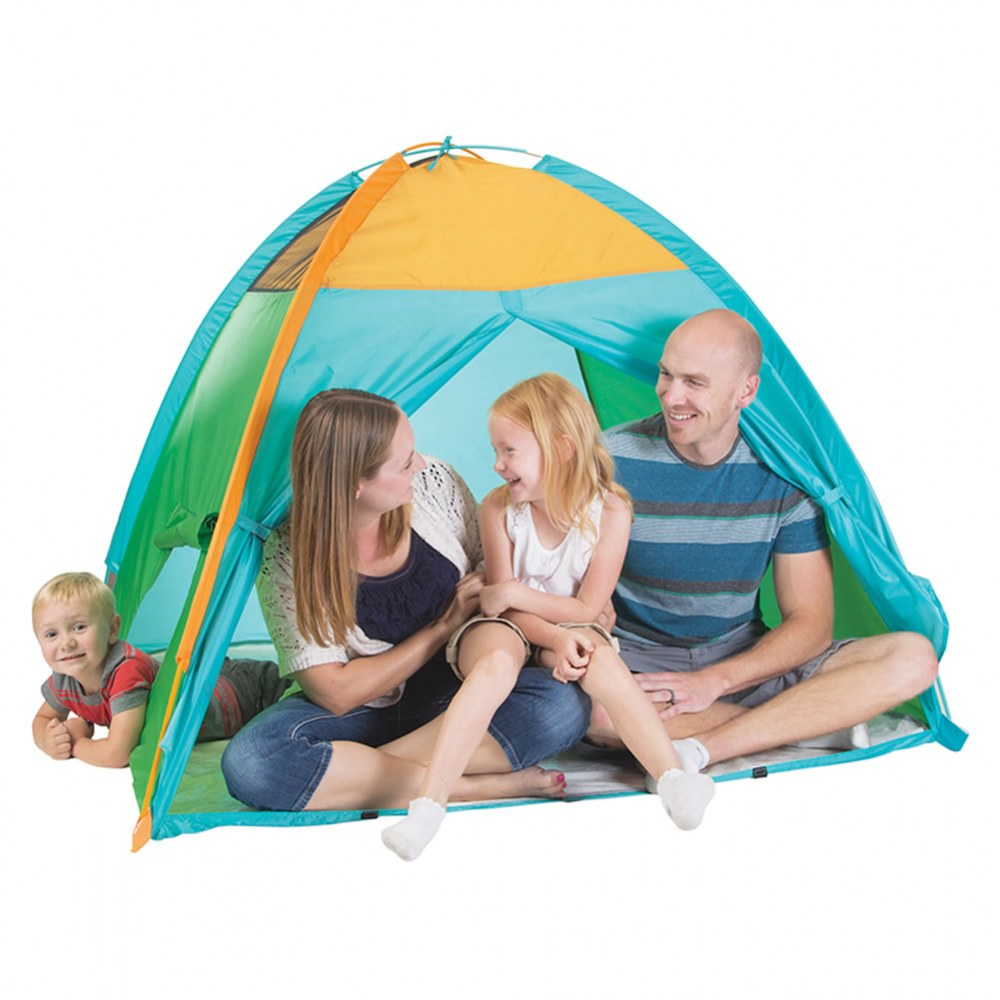 Alternate Image #2 of Super Duper 4-Kid Play Tent II