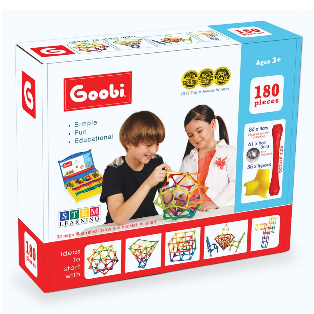 Alternate Image #13 of Goobi® Construction Set