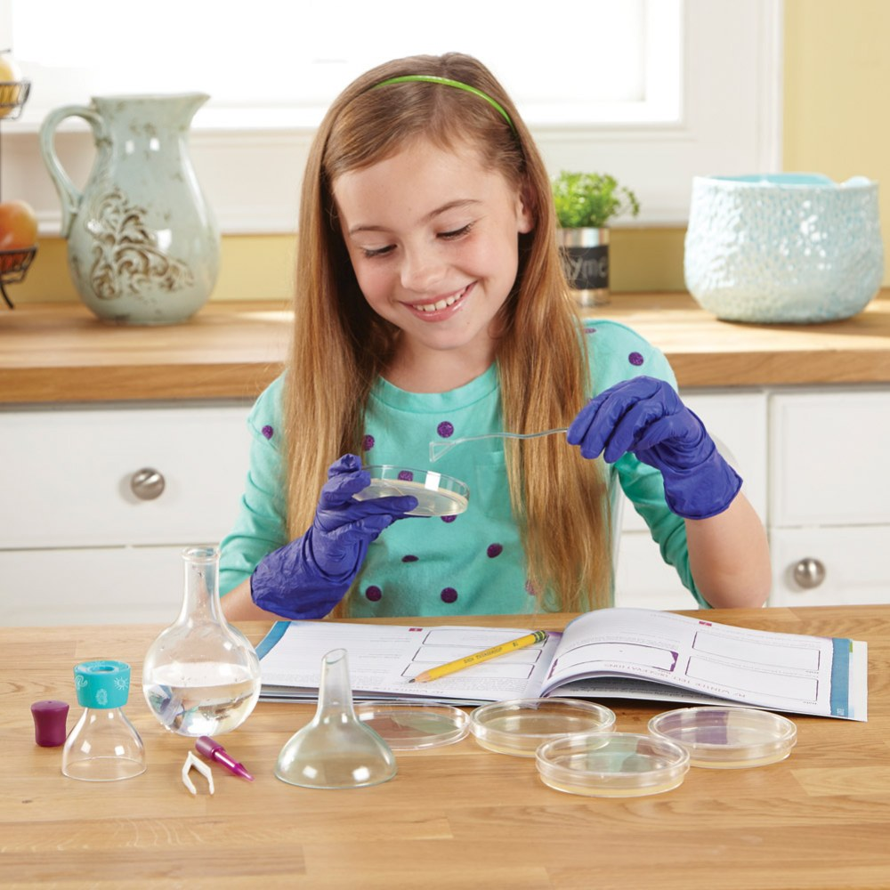 Alternate Image #1 of Nancy B's Science Club® Mighty Microbes Lab