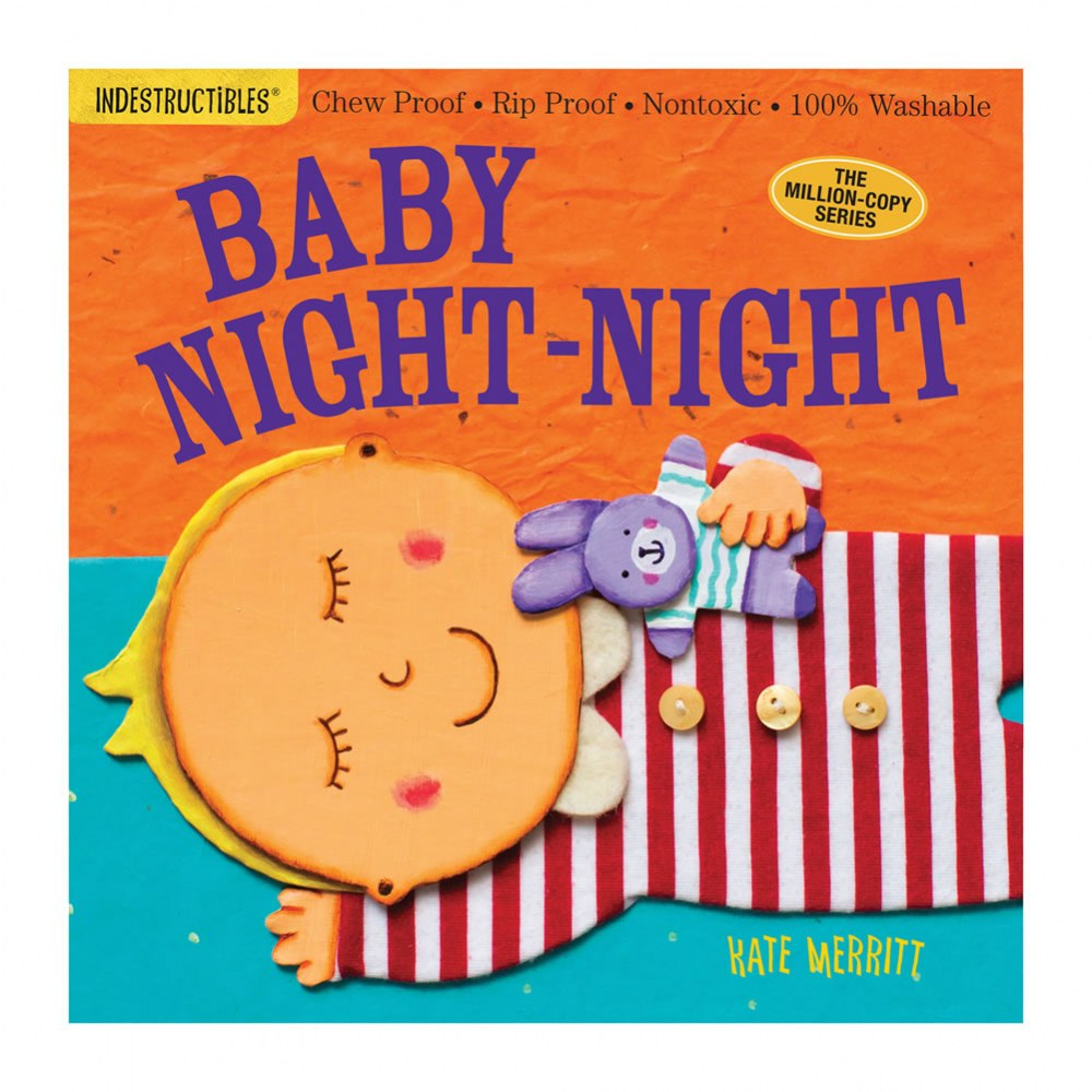Alternate Image #3 of Indestructibles® Baby Books - Set of 3