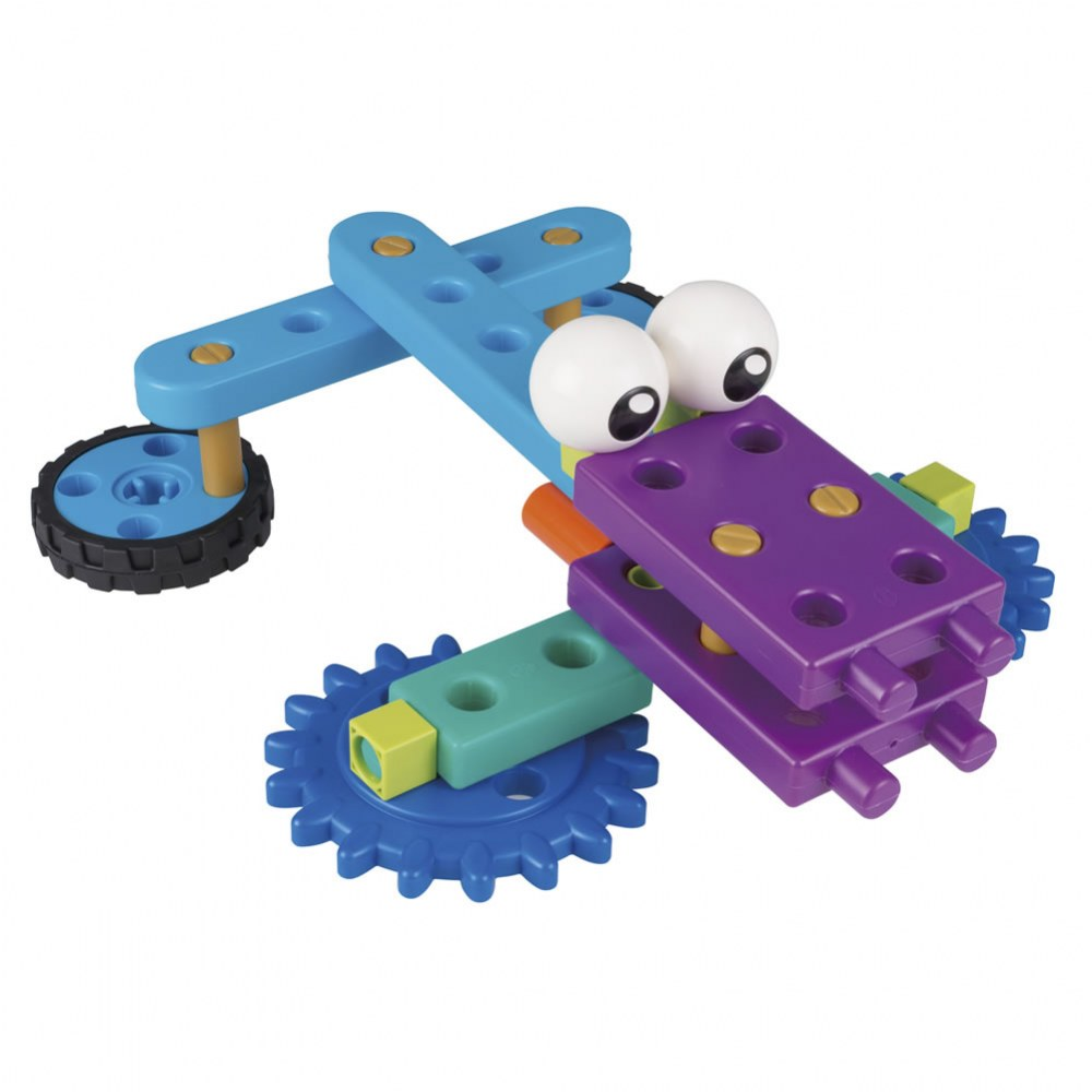 Alternate Image #2 of Kids First Robot Engineer Kit - 53 Pieces