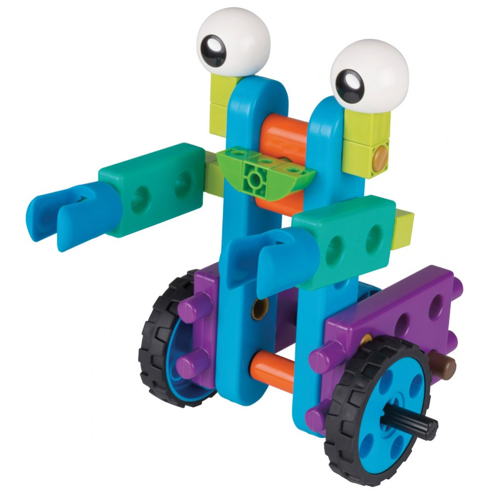 Alternate Image #3 of Kids First Robot Engineer Kit - 53 Pieces