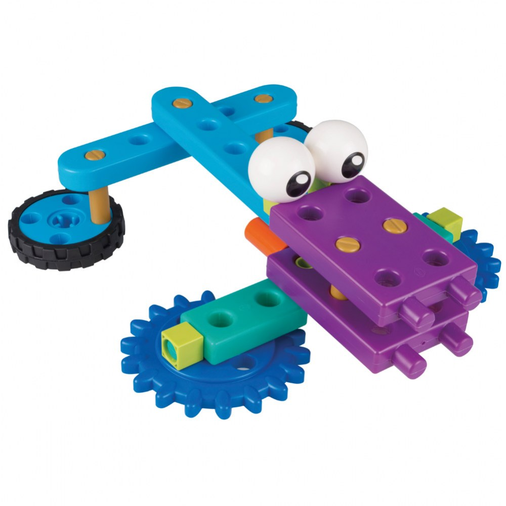 Alternate Image #4 of Kids First Robot Engineer Kit - 53 Pieces