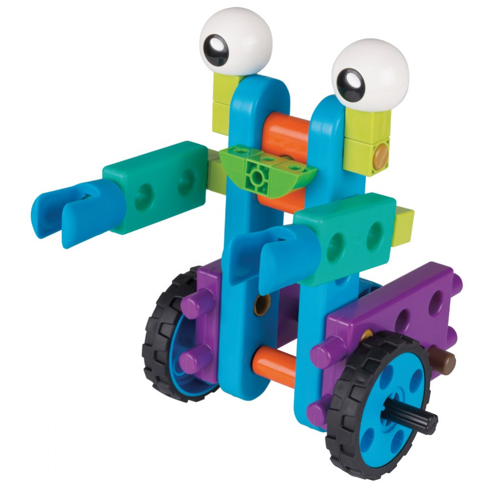 Alternate Image #5 of Kids First Robot Engineer Kit - 53 Pieces