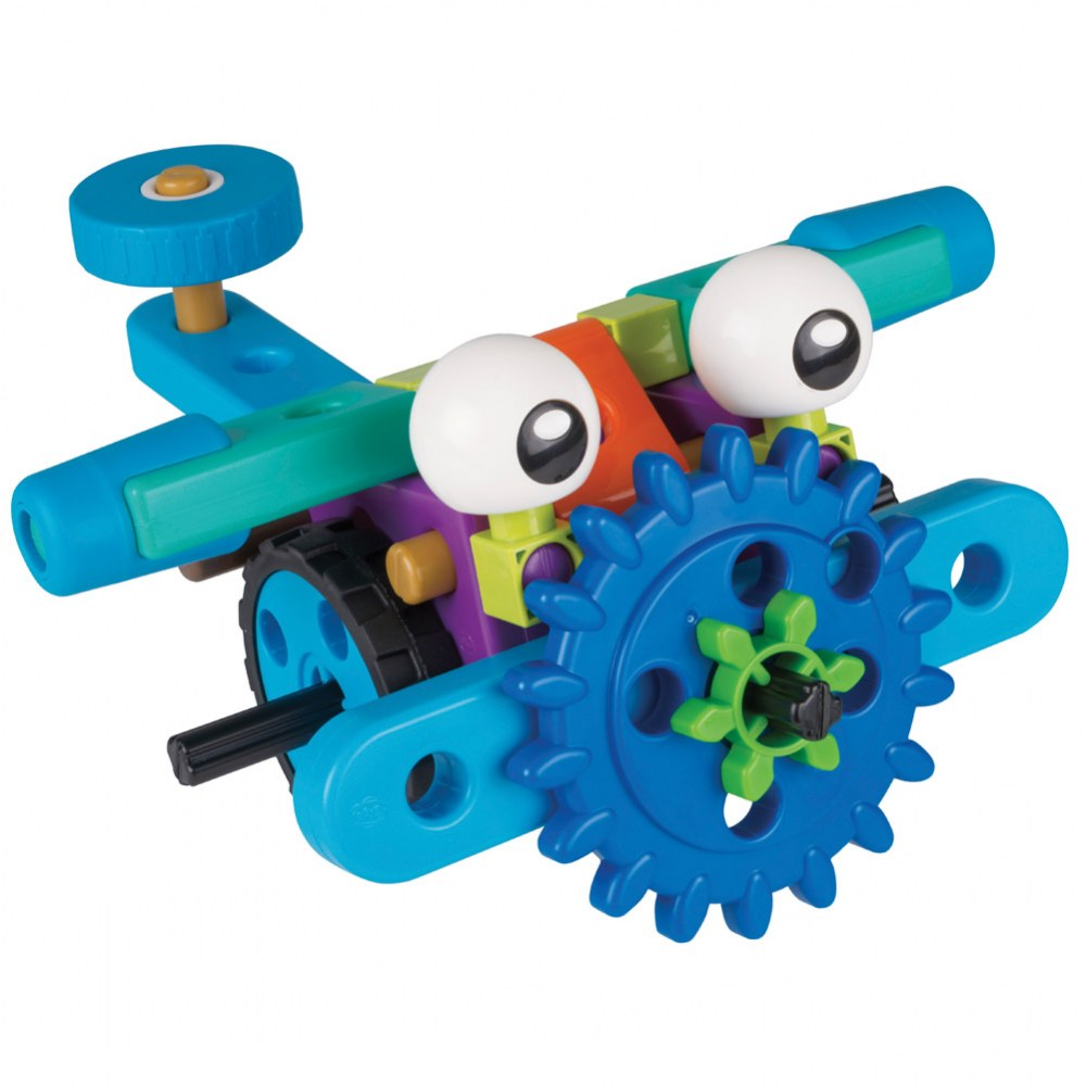Alternate Image #6 of Kids First Robot Engineer Kit - 53 Pieces