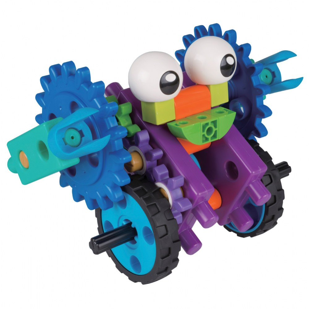 Alternate Image #8 of Kids First Robot Engineer Kit - 53 Pieces