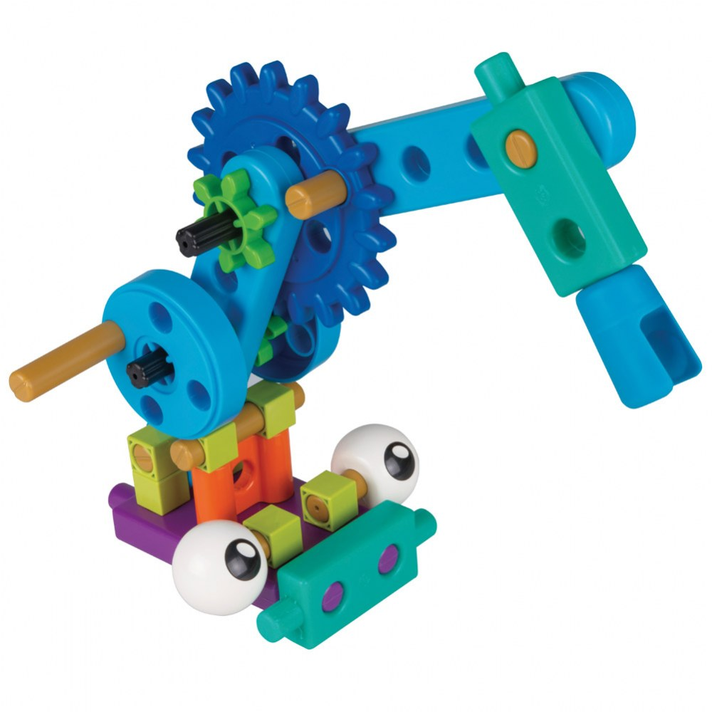 Alternate Image #9 of Kids First Robot Engineer Kit - 53 Pieces