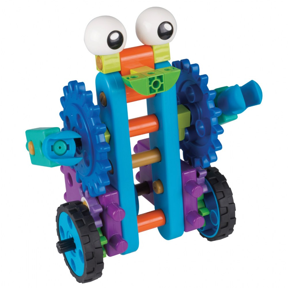 Alternate Image #10 of Kids First Robot Engineer Kit - 53 Pieces