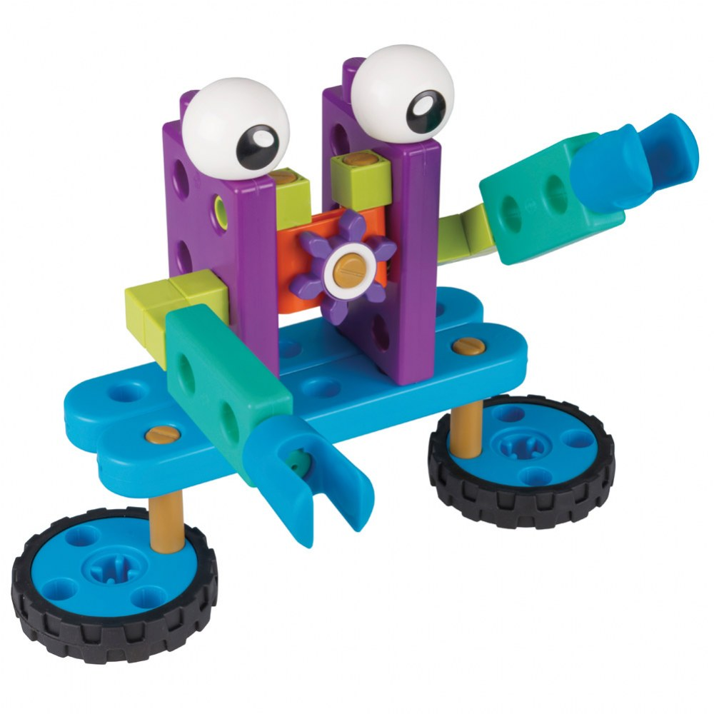 Alternate Image #12 of Kids First Robot Engineer Kit - 53 Pieces
