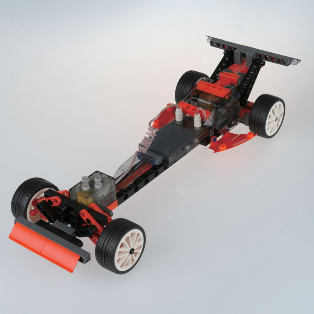 Alternate Image #2 of RC Machines: Custom Cars Engineering® Kit - 252 Pieces