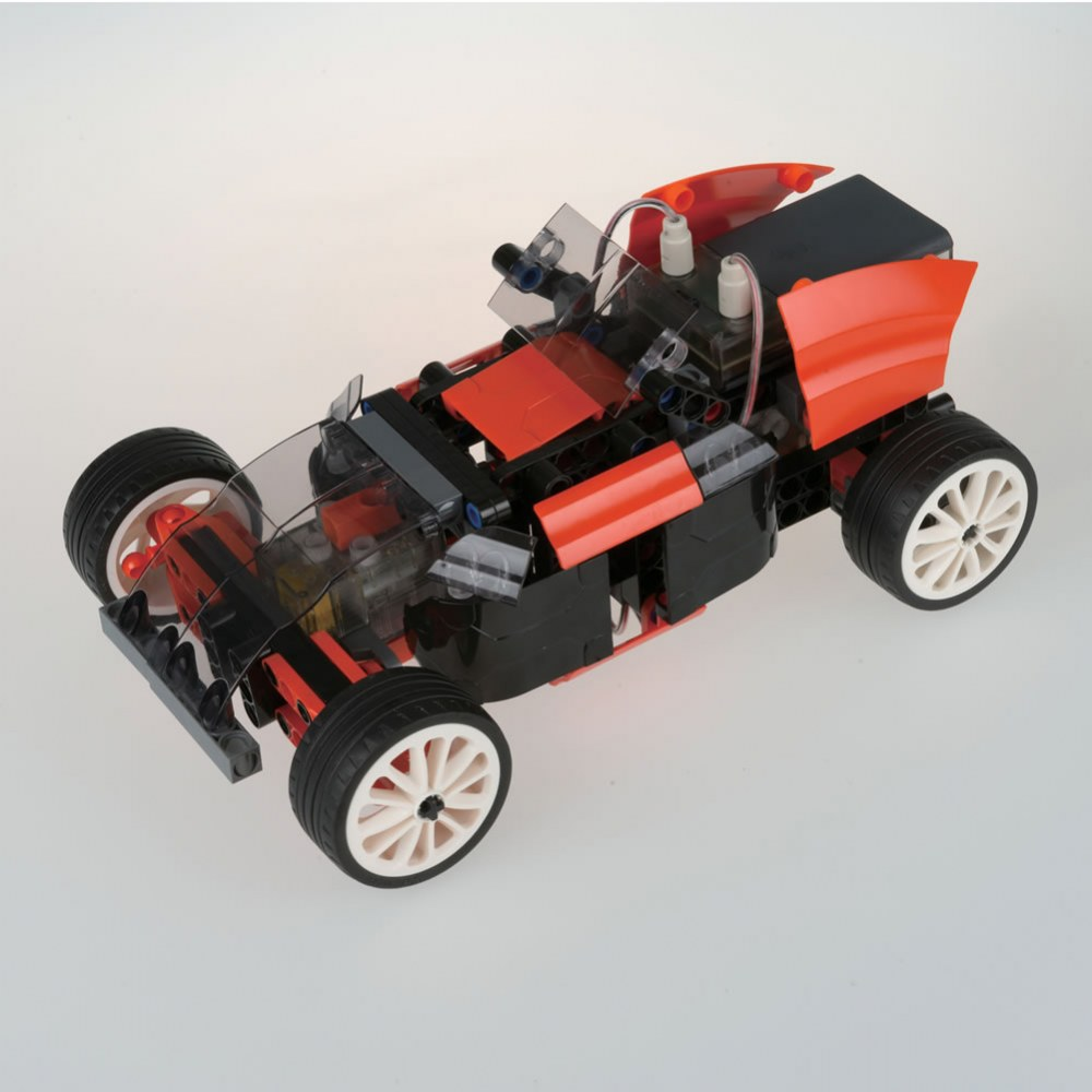 Alternate Image #3 of RC Machines: Custom Cars Engineering® Kit (252 Pieces)
