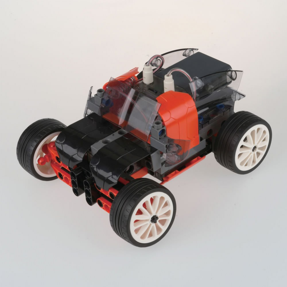 Alternate Image #4 of RC Machines: Custom Cars Engineering® Kit - 252 Pieces