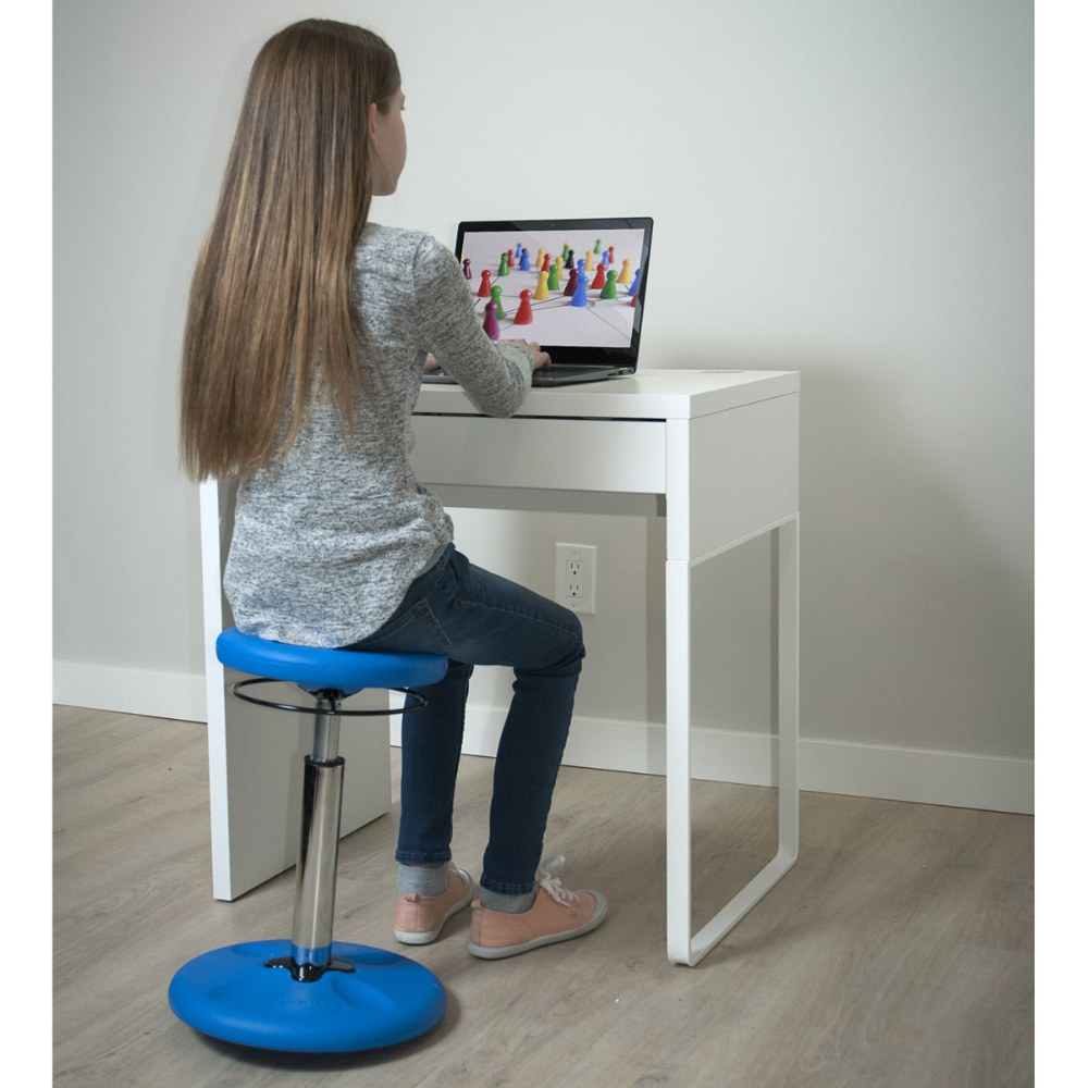 "Alternate Image #12 of Kore Adjustable Wobble Chair 16.5""--21.5"""