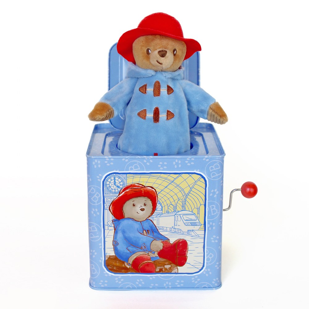 Alternate Image #1 of Paddington for Baby Jack-in-the-Box