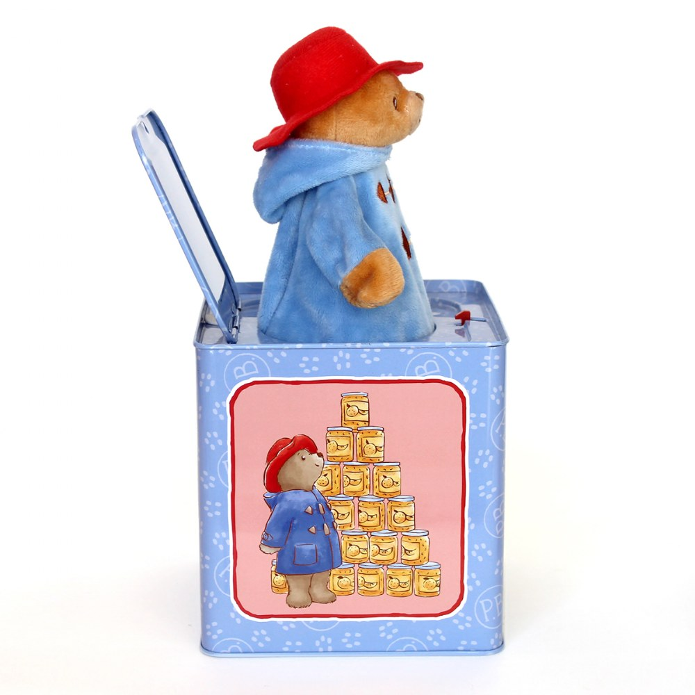 Alternate Image #2 of Paddington for Baby Jack-in-the-Box