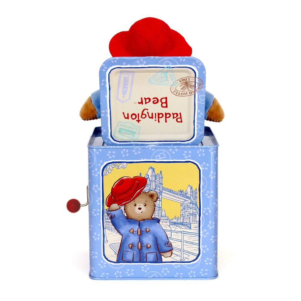 Alternate Image #3 of Paddington for Baby Jack-in-the-Box