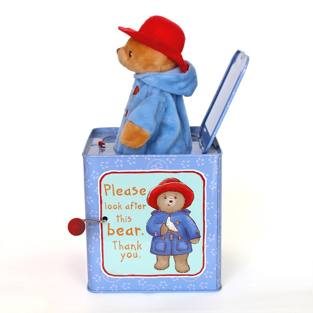 Alternate Image #4 of Paddington for Baby Jack-in-the-Box