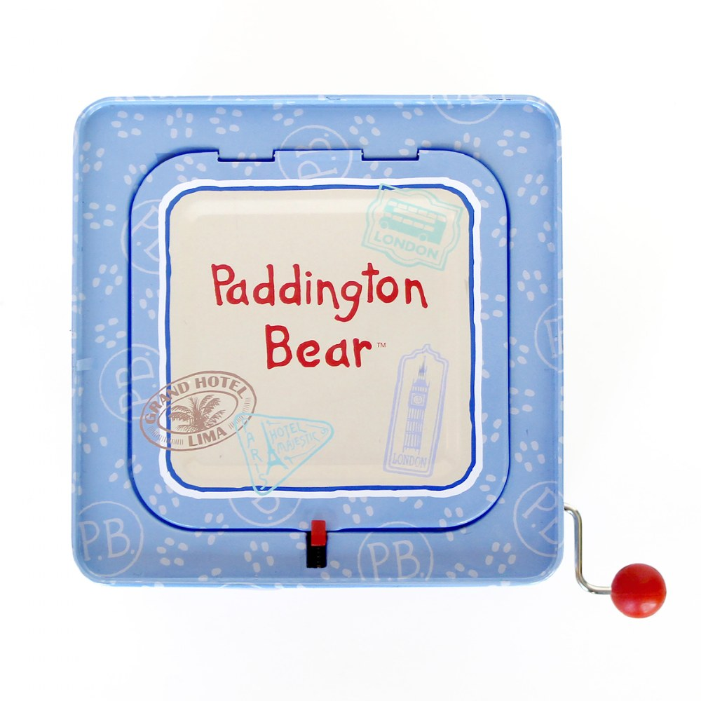 Alternate Image #5 of Paddington for Baby Jack-in-the-Box