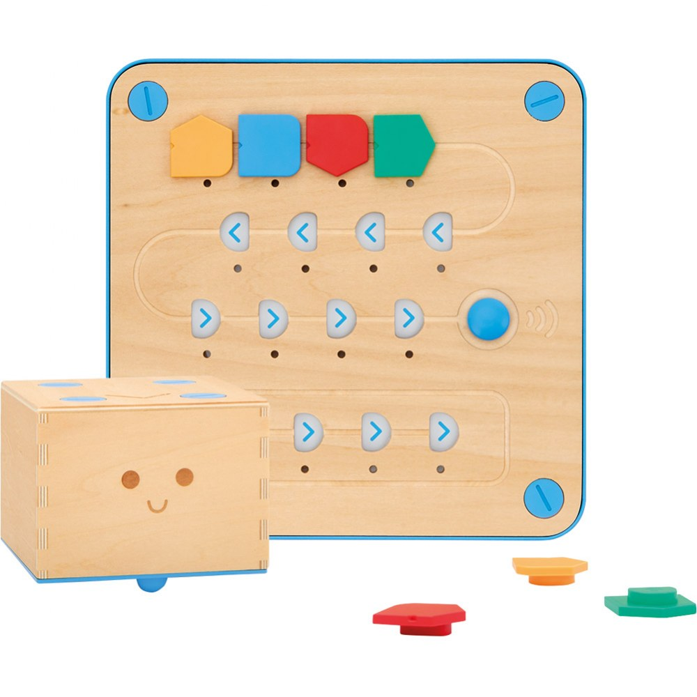 Primo™ Cubetto Children's Programmable Robot 20 Piece Playset