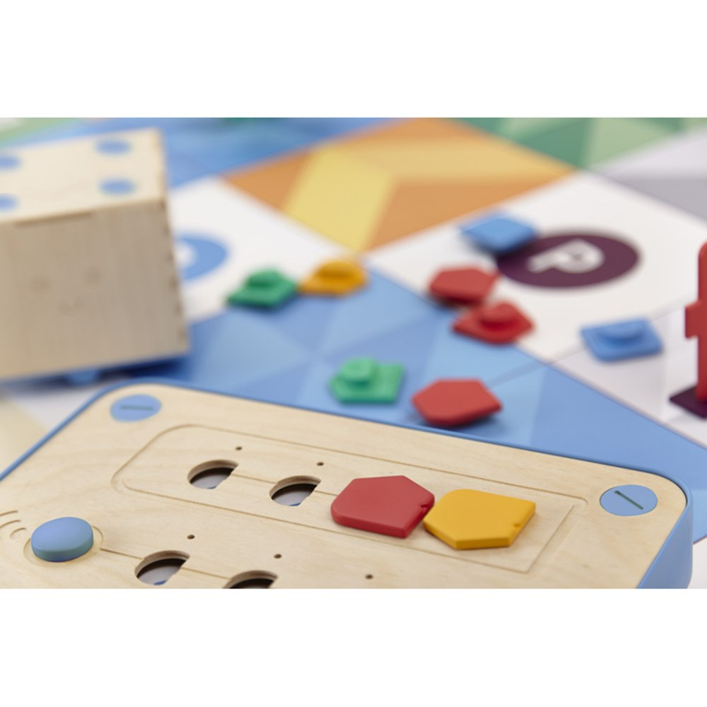 Alternate Image #4 of Primo™ Cubetto Children's Programmable Robot 20 Piece Playset