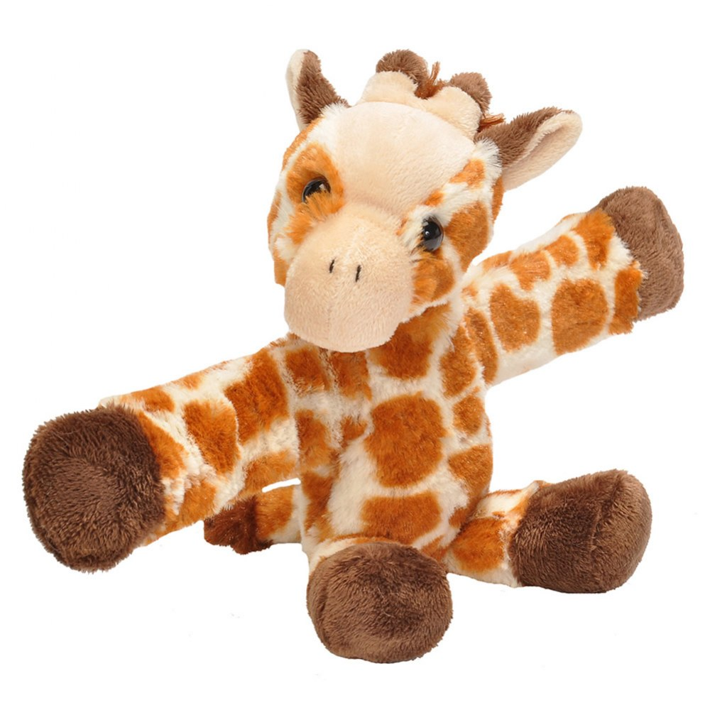 Alternate Image #4 of Huggers Plush Giraffe, Monkey, and Tiger