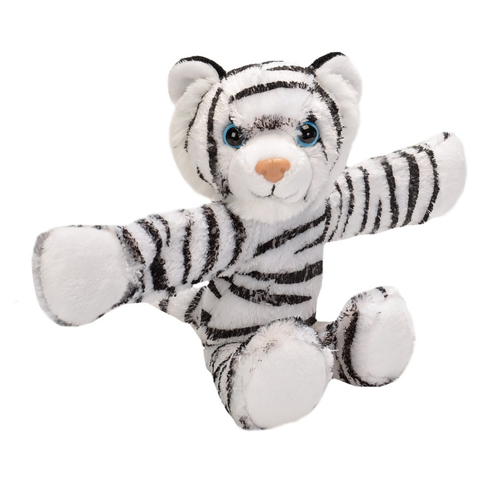 Alternate Image #5 of Huggers Plush Giraffe, Monkey, and Tiger
