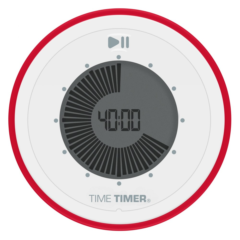 Alternate Image #5 of Time Timer® TWIST 90 Minute Visual Digital Timer