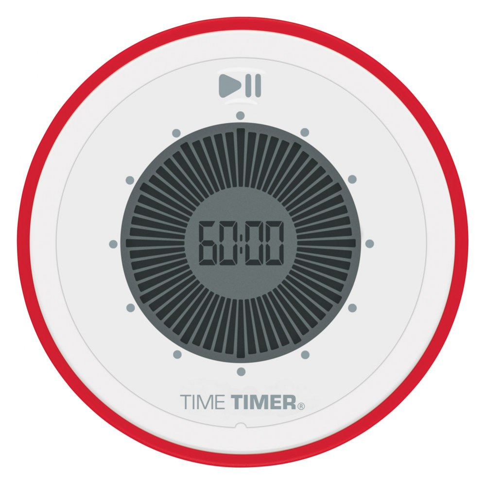 Alternate Image #6 of Time Timer® TWIST 90 Minute Visual Digital Timer