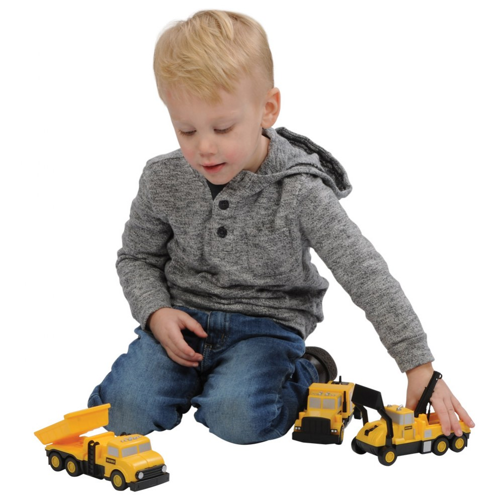 Alternate Image #5 of Mix or Match: Construction Vehicles® Set