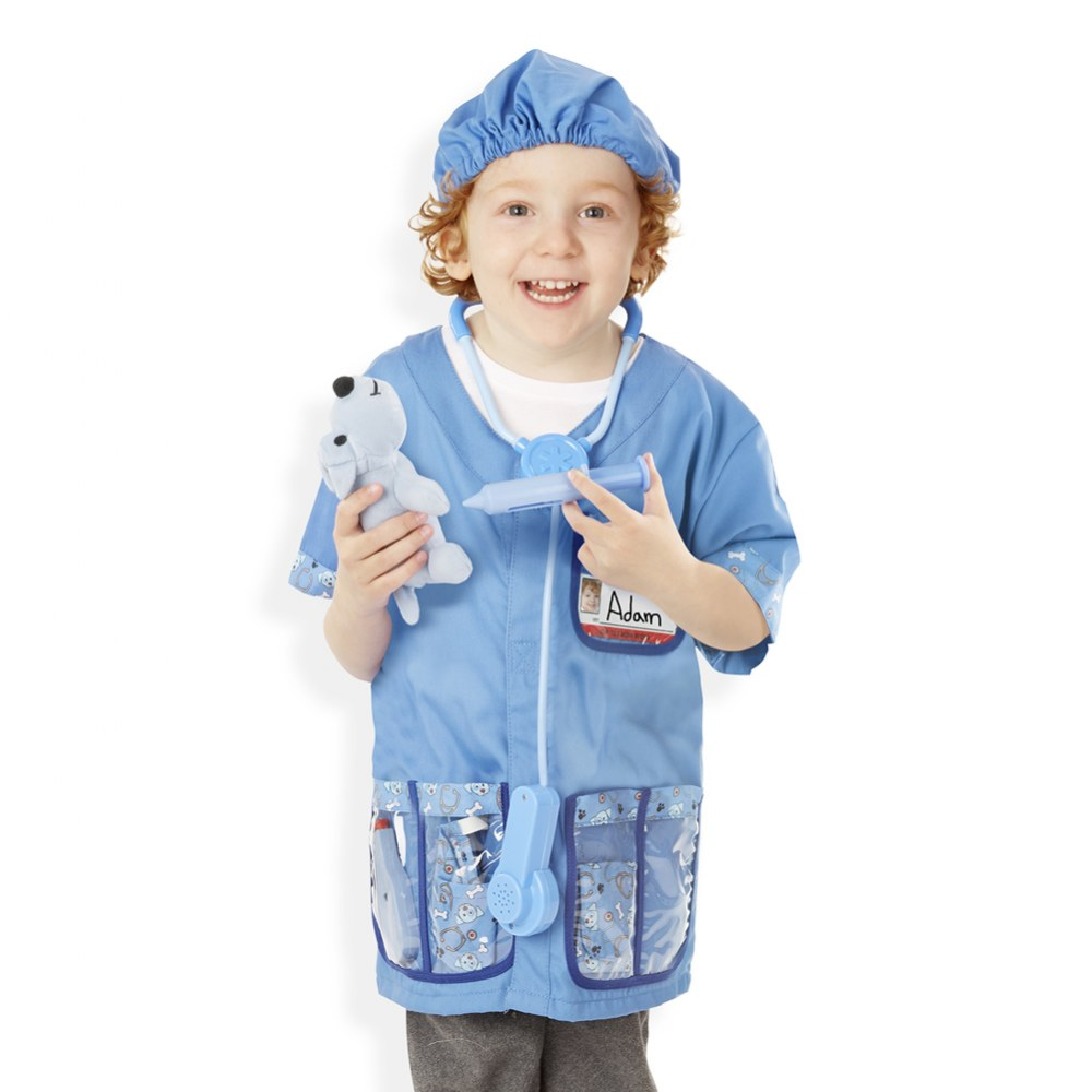 Alternate Image #21 of Veterinarian Dress Up & Accessories Playset