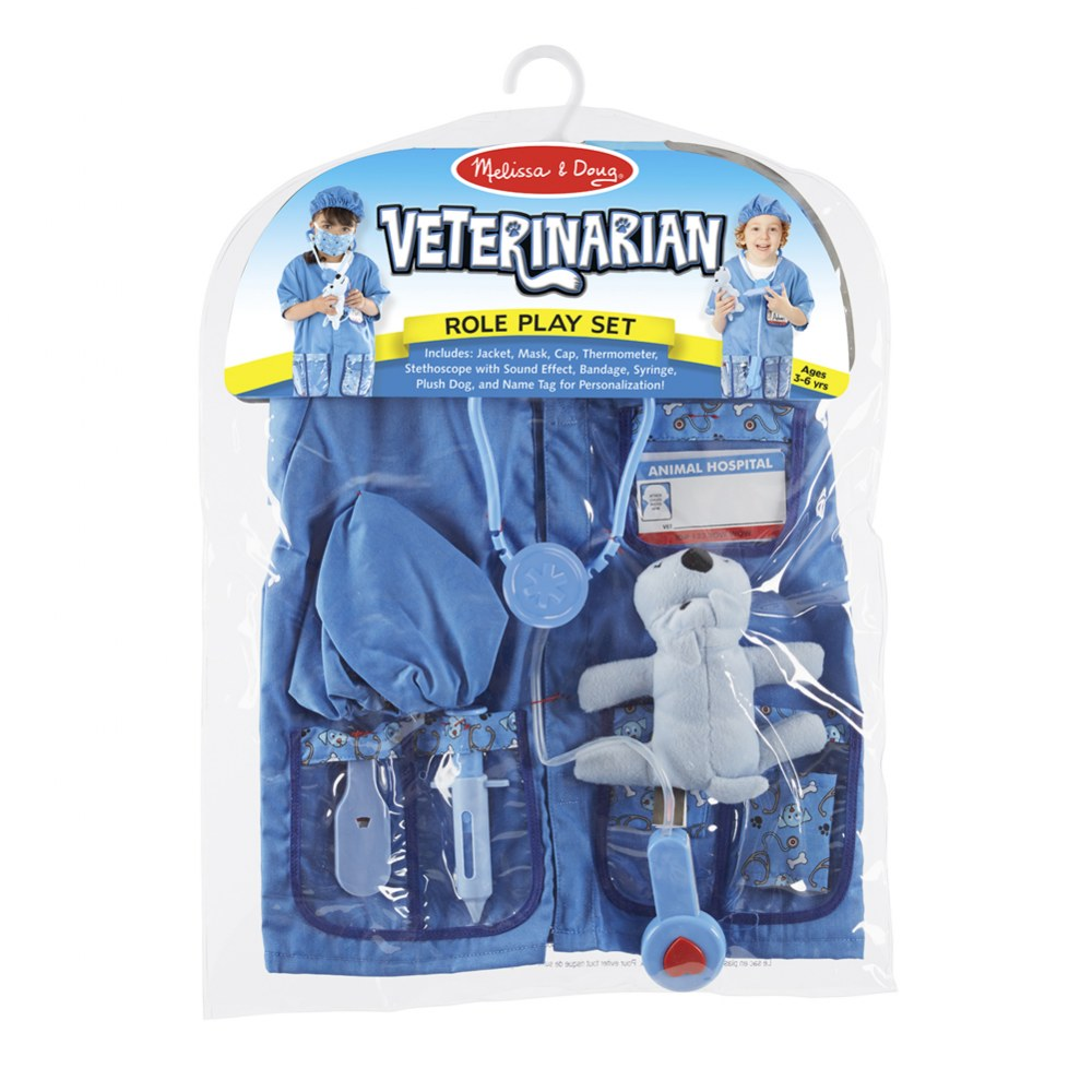 Alternate Image #22 of Veterinarian Dress Up & Accessories Playset