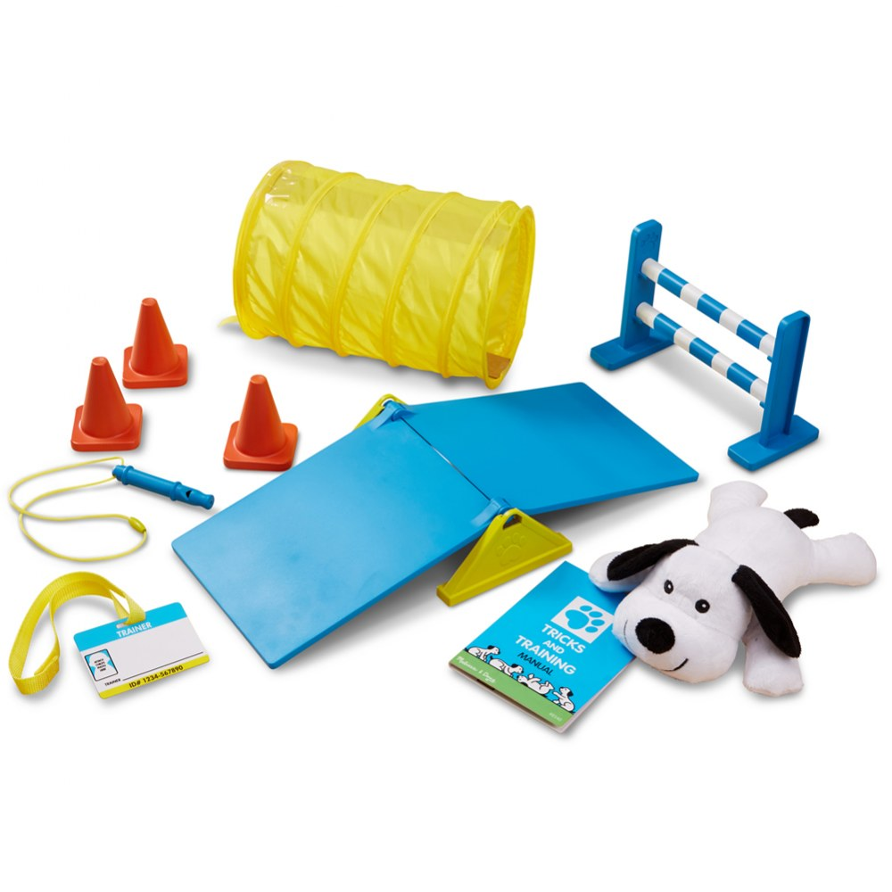 Tricks & Training Puppy School Play Set