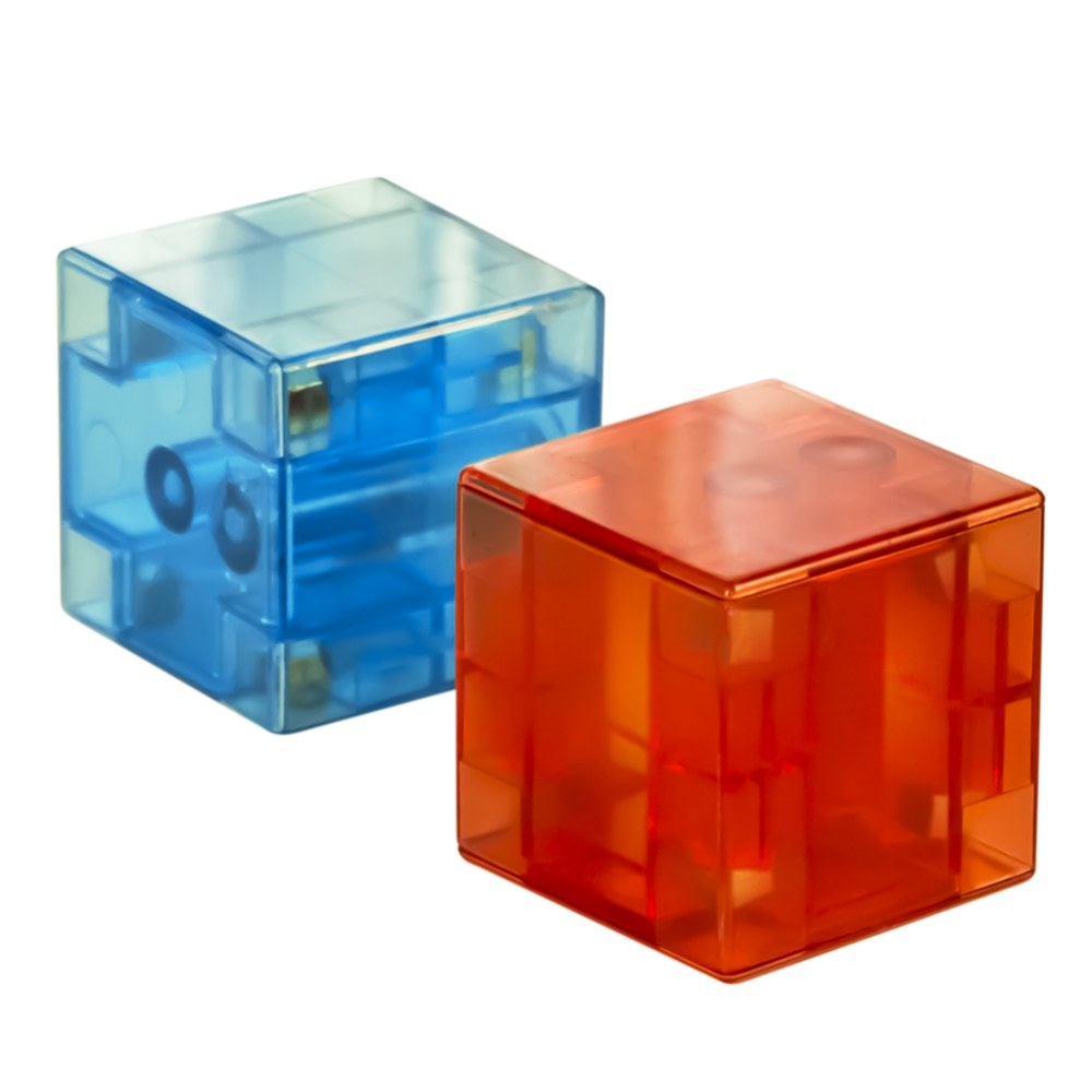 Alternate Image #4 of Magna-Qubix® 3D Magnetic Building Shapes (29 Pieces)