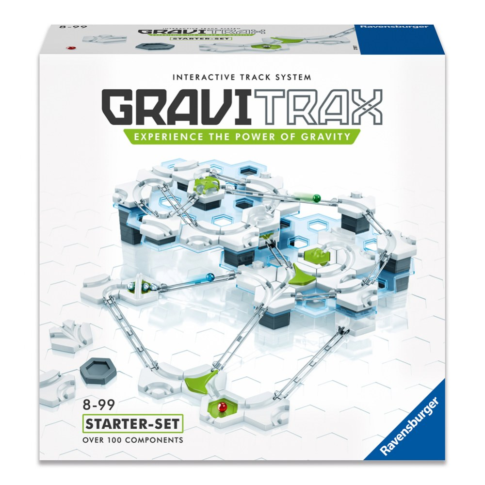 Alternate Image #1 of GraviTrax Starter Set (100 Pieces)