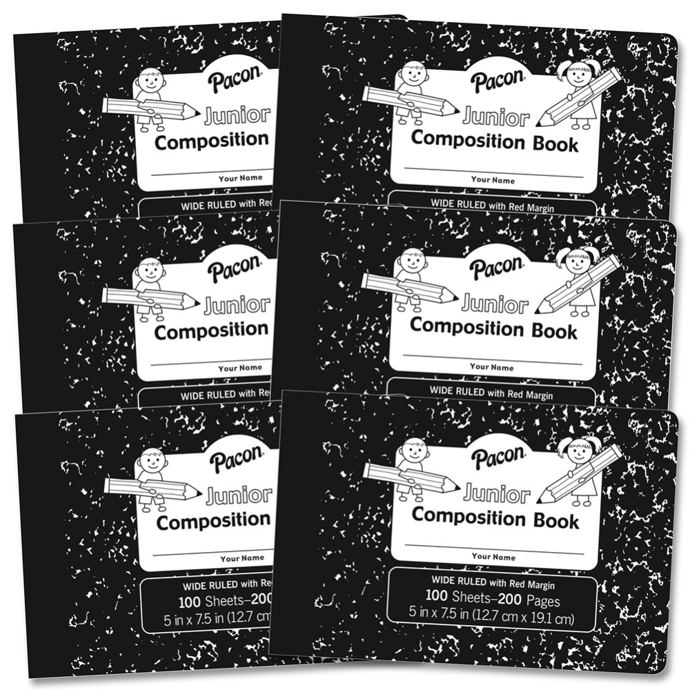 Jr. Composition Books