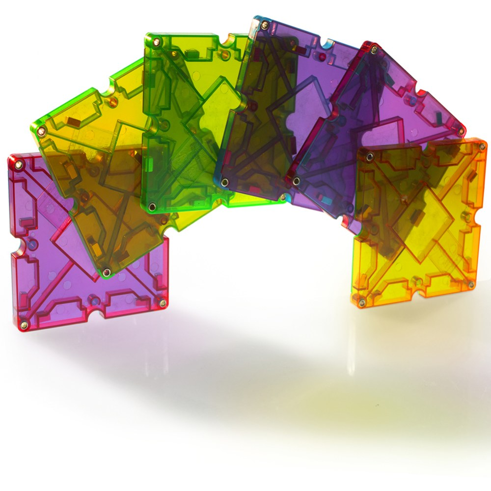 Alternate Image #1 of Magna-Tiles® 40-Piece Freestyle Set
