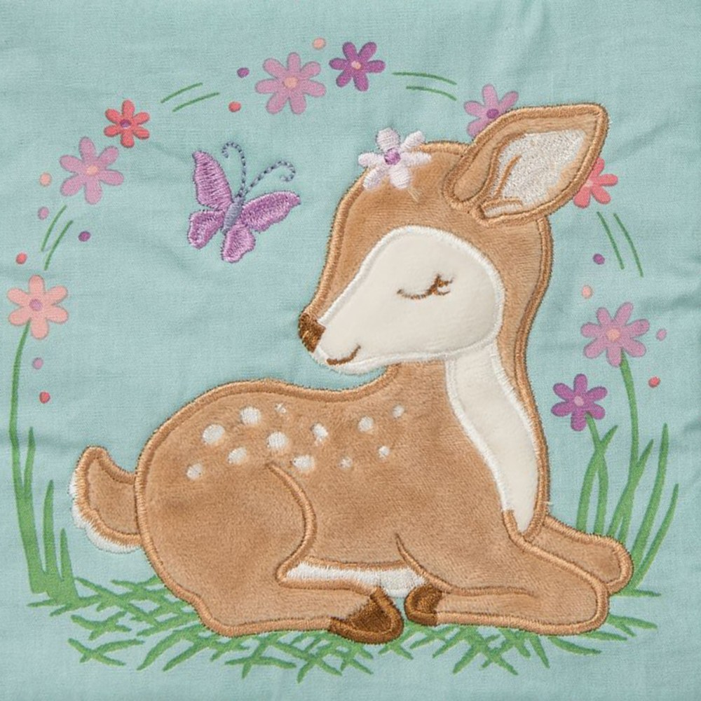 Alternate Image #3 of Taggies™ Flora Fawn Character Blanket & Crinkle Me