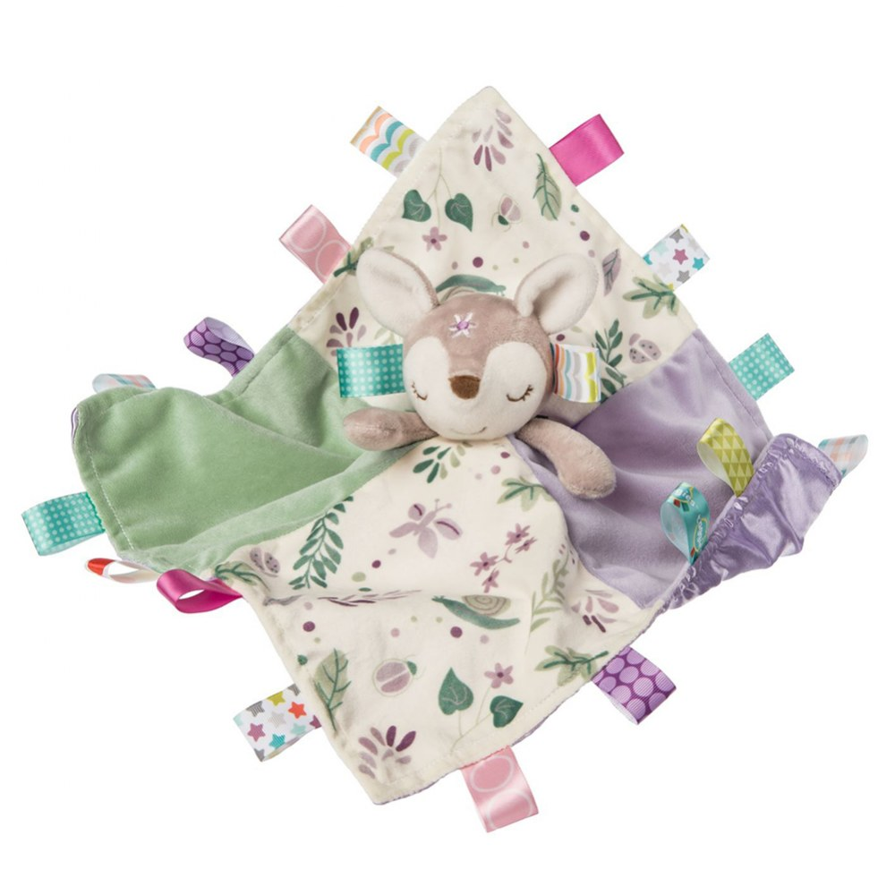 Alternate Image #8 of Taggies™ Flora Fawn Character Blanket & Crinkle Me