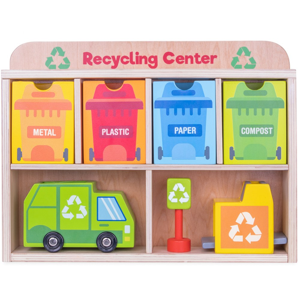 Alternate Image #1 of Reduce & Reuse Recycling Center