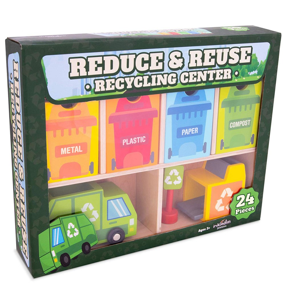 Alternate Image #4 of Reduce & Reuse Recycling Center