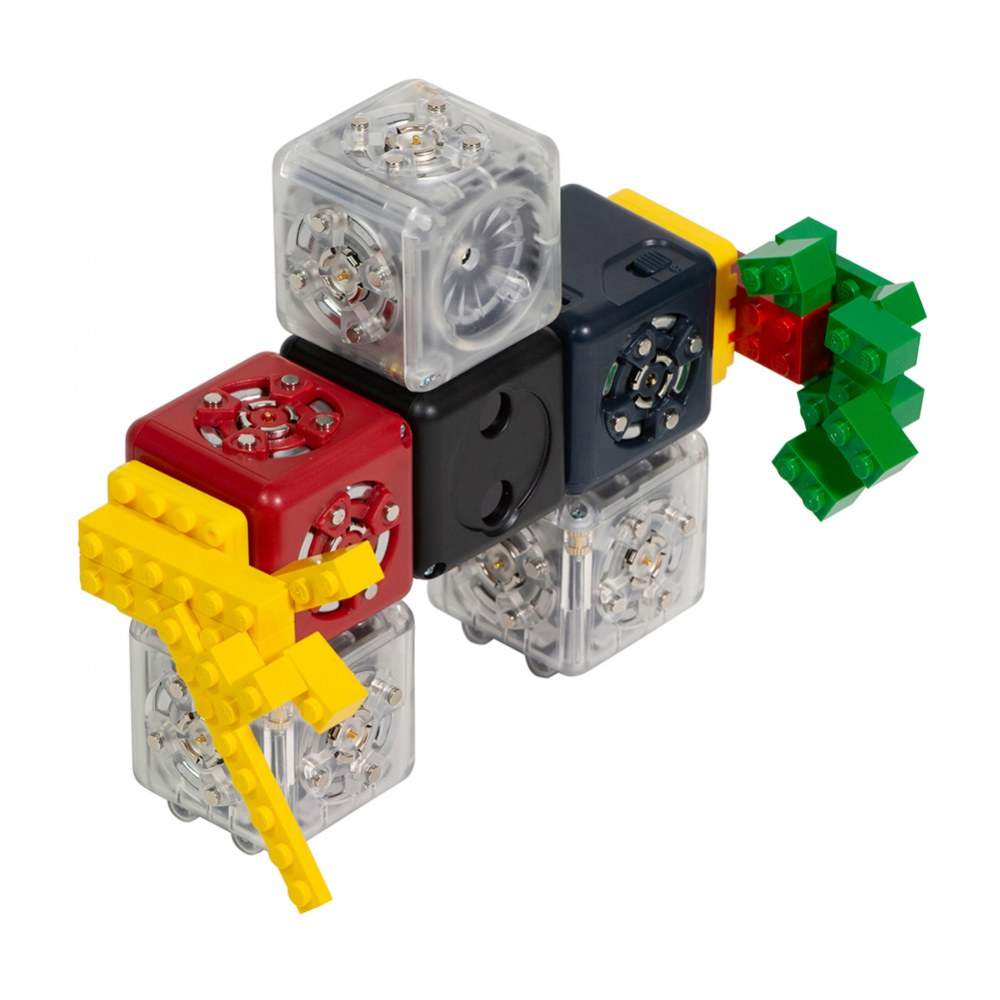 Alternate Image #2 of Cubelets Curiosity Set - 10 Piece Set with Bluetooth®