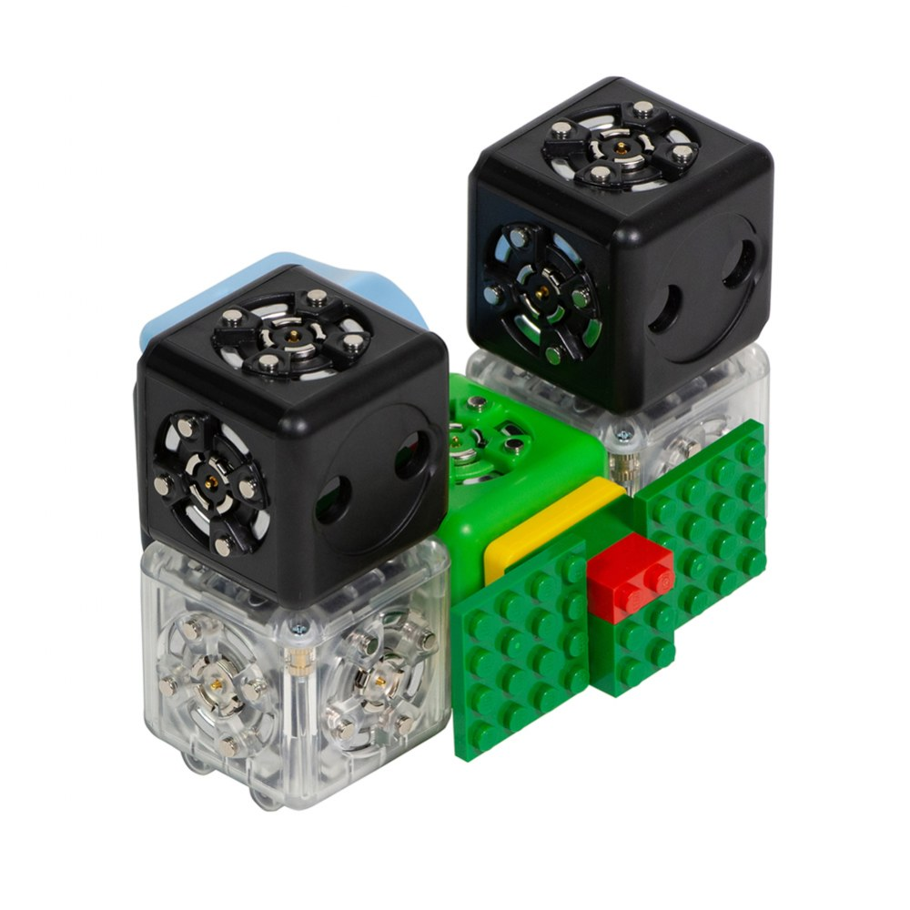 Alternate Image #3 of Cubelets Curiosity Set - 10 Piece Set with Bluetooth®