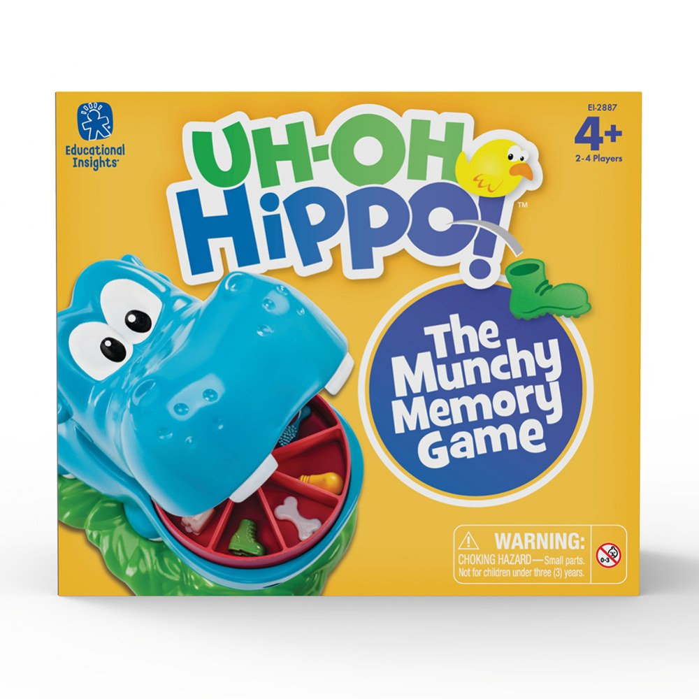 Alternate Image #5 of Uh-Oh Hippo!